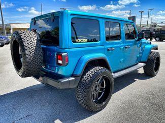 2020 Jeep Wrangler Unlimited BIKINI TURBO SAHARANAV ALPINE HARDTOP   Plant City Florida  Bayshore Automotive   in Plant City, Florida