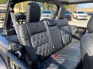 2020 Jeep Wrangler Unlimited CUSTOM TURBO SAHARA LEATHER FUEL CONTRAs OCD  Plant City Florida  Bayshore Automotive   in Plant City, Florida