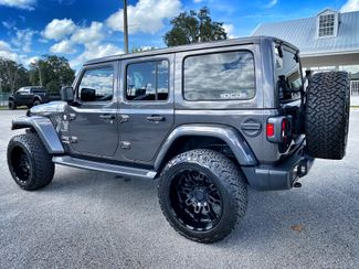 2020 Jeep Wrangler Unlimited TURBO CUSTOM LIFTED LEATHER NAV ALPINE HARDTOP  Plant City Florida  Bayshore Automotive   in Plant City, Florida
