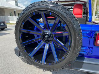 2020 Jeep Wrangler Unlimited SUPERMAN EDITION SAHARA NAV LEATHER 24s  Plant City Florida  Bayshore Automotive   in Plant City, Florida