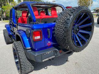 2020 Jeep Wrangler Unlimited SUPERMAN EDITION SAHARA NAV LEATHER 24s  Plant City Florida  Bayshore Automotive   in Plant City, Florida