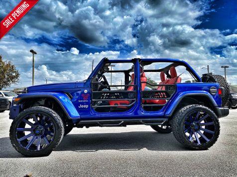 2020 Jeep Wrangler Unlimited SUPERMAN EDITION SAHARA NAV LEATHER 24