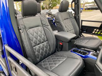 2020 Jeep Wrangler Unlimited OCEAN BLUE TURBO SAHARA NAV ALPINE HARDTOP  Plant City Florida  Bayshore Automotive   in Plant City, Florida