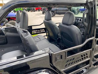 2020 Jeep Wrangler Unlimited CUSTOM LIFTED TURBO SAHARA LEATHER NAV ALPINE  Plant City Florida  Bayshore Automotive   in Plant City, Florida
