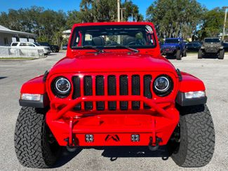 2020 Jeep Wrangler Unlimited CUSTOM TURBO SAHARA NAV HARDTOP LEATHER ALPINE  Plant City Florida  Bayshore Automotive   in Plant City, Florida