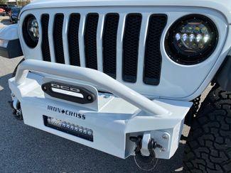 2020 Jeep Wrangler Unlimited WHITEOUT TURBO SAHARA CUSTOM LIFTED LEATHER NAV  Plant City Florida  Bayshore Automotive   in Plant City, Florida