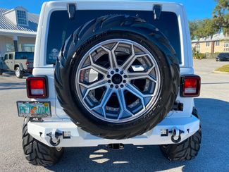 2020 Jeep Wrangler Unlimited YETI CUSTOM TURBO SAHARA NAV ALPINE LEATHER  Plant City Florida  Bayshore Automotive   in Plant City, Florida