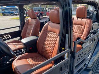 2020 Jeep Wrangler Unlimited BLACK TURBO SAHARA LEATHER NAV ALPINE HARDTOP  Plant City Florida  Bayshore Automotive   in Plant City, Florida