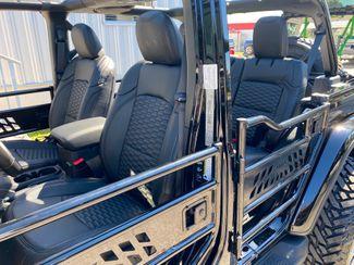 2020 Jeep Wrangler Unlimited CUSTOM TURBO SAHARA LEATHER NAV ALPINE HARDTOP  Plant City Florida  Bayshore Automotive   in Plant City, Florida