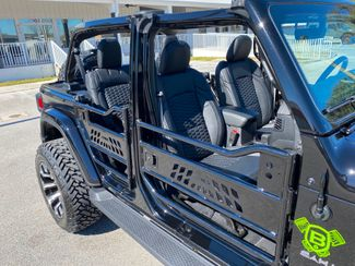 2020 Jeep Wrangler Unlimited CUSTOM TURBO SAHARA LEATHER NAV ALPINE HARDTOP  Plant City Florida  Bayshore Automotive   in Plant City, Florida