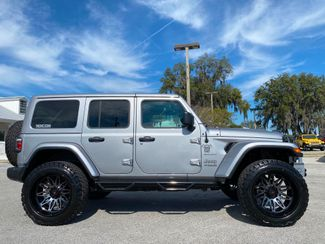 2020 Jeep Wrangler Unlimited SAHARA CUSTOM LIFTED LEATHER NAV ALPINE HARDTOP  Plant City Florida  Bayshore Automotive   in Plant City, Florida