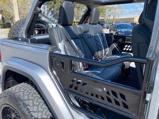 2020 Jeep Wrangler Unlimited SAHARA CUSTOM LIFTED LEATHER NAV ALPINE HARDTOP  Plant City Florida  Bayshore Automotive   in Plant City, Florida