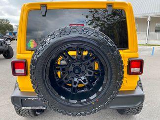2020 Jeep Wrangler Unlimited HELLA YELLA TURBO SAHARA LEATHER HARDTOP   Plant City Florida  Bayshore Automotive   in Plant City, Florida