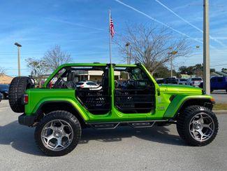 2020 Jeep Wrangler Unlimited MOJITO TURBO SAHARA LEATHER 35s FAB FOUR  Plant City Florida  Bayshore Automotive   in Plant City, Florida