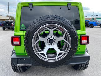 2020 Jeep Wrangler Unlimited MOJITO TURBO SAHARA LEATHER 35s FAB FOUR  Plant City Florida  Bayshore Automotive   in Plant City, Florida