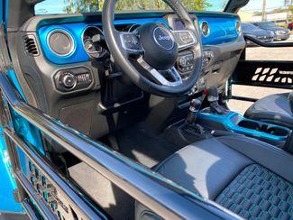 2020 Jeep Wrangler Unlimited BIKINI TURBO SAHARA CUSTOM LIFTED LEATHER  Plant City Florida  Bayshore Automotive   in Plant City, Florida