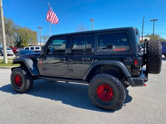 2020 Jeep Wrangler Unlimited TURBO RUBICON CUSTOM LEATHER HARDTOP FUEL 35s  Plant City Florida  Bayshore Automotive   in Plant City, Florida