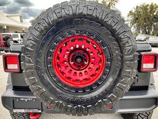 2020 Jeep Wrangler Unlimited TURBO RUBICON CUSTOM LEATHER HARDTOP FUEL 35s  Plant City Florida  Bayshore Automotive   in Plant City, Florida