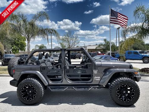 2020 Jeep Wrangler Unlimited CUSTOM LIFTED LEATHER 12
