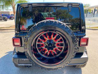 2020 Jeep Wrangler Unlimited BLACK WIDOW TURBO SAHARA NAV LEATHER 35s  Plant City Florida  Bayshore Automotive   in Plant City, Florida