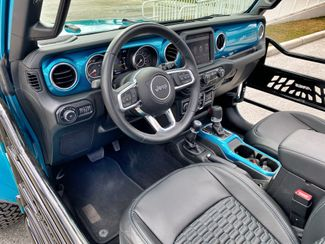 2020 Jeep Wrangler Unlimited BIKINI TURBO SAHARAHARDTOPLEATHERNAVALPINE   Plant City Florida  Bayshore Automotive   in Plant City, Florida
