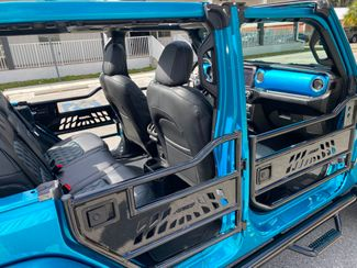 2020 Jeep Wrangler Unlimited CUSTOM BIKINI SAHARA TURBO HARDTOP LEATHER NAV  Plant City Florida  Bayshore Automotive   in Plant City, Florida
