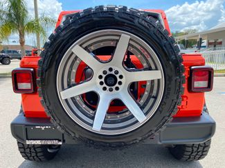 2020 Jeep Wrangler Unlimited UNKN CUSTOM TURBO SAHARA NAV LEATHER HARDTOP  Plant City Florida  Bayshore Automotive   in Plant City, Florida