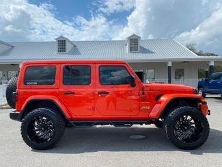 2020 Jeep Wrangler Unlimited LIFTED TURBO SAHARA HARDTOP NAV ALPINE LEATHER  Plant City Florida  Bayshore Automotive   in Plant City, Florida