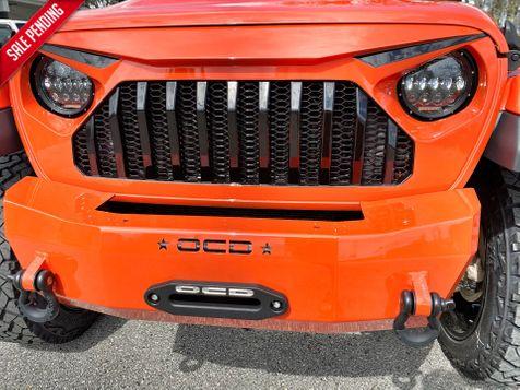 2020 Jeep Wrangler Unlimited LIFTED TURBO SAHARA HARDTOP NAV ALPINE LEATHER in Plant City, Florida