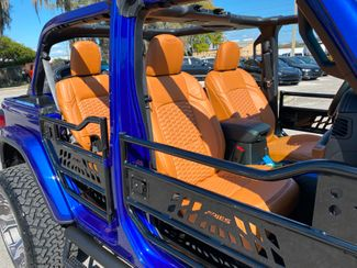2020 Jeep Wrangler Unlimited OCEAN BLUE CUSTOM LIFTED SAHARA HARDTOP NAV  Plant City Florida  Bayshore Automotive   in Plant City, Florida