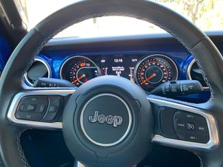 2020 Jeep Wrangler Unlimited CUSTOM LIFTED OCEAN BLUE LEATHER NAV 35s OCD  Plant City Florida  Bayshore Automotive   in Plant City, Florida