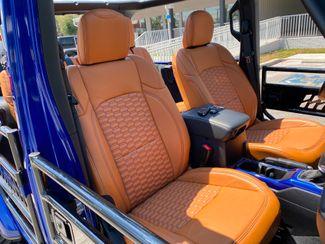2020 Jeep Wrangler Unlimited CUSTOM LIFTED OCEAN BLUE LEATHER NAV 35s OCD  Plant City Florida  Bayshore Automotive   in Plant City, Florida