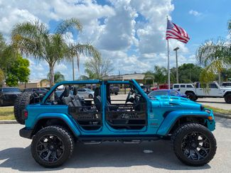 2020 Jeep Wrangler Unlimited BIKINI TURBO SAHARA LEATHER NAV HARDTOP  Plant City Florida  Bayshore Automotive   in Plant City, Florida