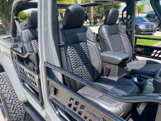 2020 Jeep Wrangler Unlimited CUSTOM LIFTED LEATHER HARDTOP STINGRAY LEDs  Plant City Florida  Bayshore Automotive   in Plant City, Florida