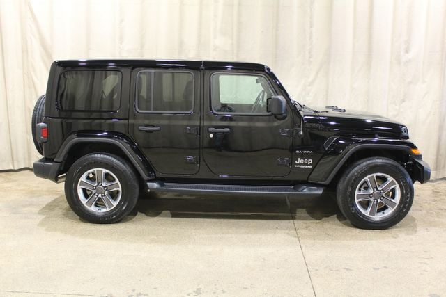 2020 Jeep Wrangler Unlimited Sahara in Roscoe, IL 61073