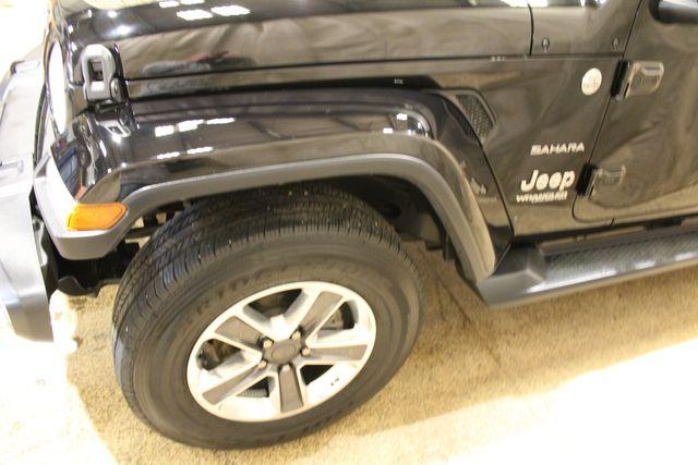 2020 Jeep Wrangler Unlimited Sahara in Roscoe, IL 61073