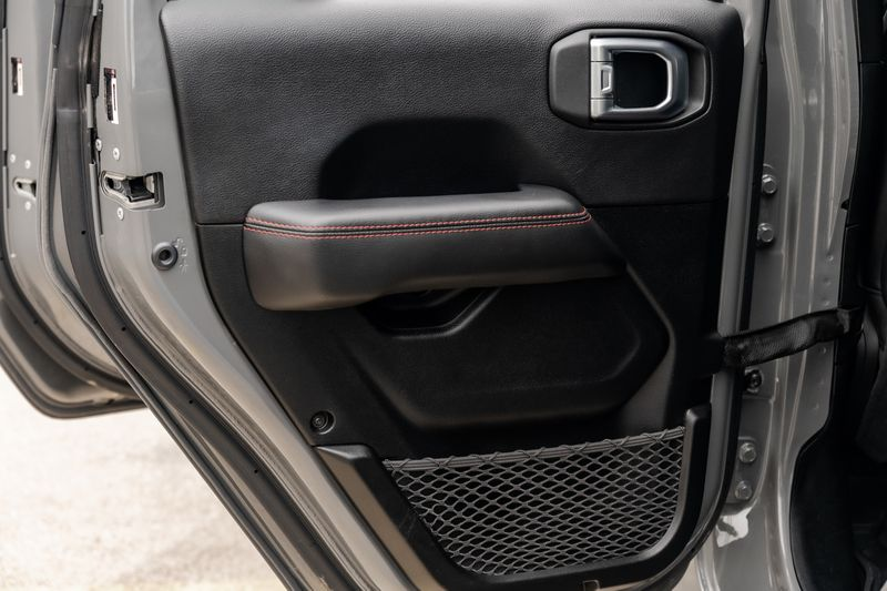 2020 Jeep Wrangler Unlimited RUBICON LEATHER HTD SEATS LED LTS NAV AUTO TRANS! in Rowlett, Texas