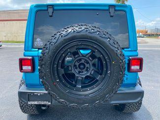 2020 Jeep Wrangler Unlimited CUSTOM BIKINI LIFTED SAHARA NAV ALPINE 35s   Florida  Bayshore Automotive   in , Florida