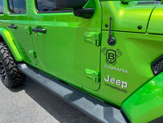 2020 Jeep Wrangler Unlimited MOJITO SAHARA NAV ALPINE HARDTOP REMOTE   Florida  Bayshore Automotive   in , Florida