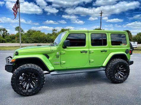 2020 Jeep Wrangler Unlimited MOJITO! SAHARA NAV ALPINE HARDTOP REMOTE in , Florida