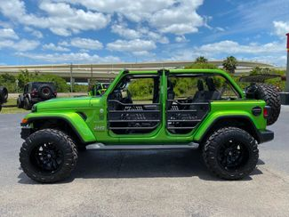 2020 Jeep Wrangler Unlimited MOJITO CUSTOM LIFTED 20 FUELs IRON CROSS   Florida  Bayshore Automotive   in , Florida