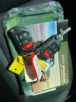 2020 Jeep Wrangler Unlimited Sahara   Florida  Bayshore Automotive   in , Florida