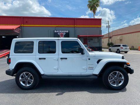 2020 Jeep Wrangler Unlimited SAHARA NAV ALPINE REMOTE START PAINTED HARDTOP in , Florida