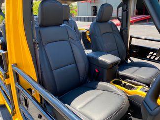 2020 Jeep Wrangler Unlimited HELLA YELLA SAHARA LIFTED NAV LEATHER 35s  Plant City Florida  Bayshore Automotive   in Plant City, Florida