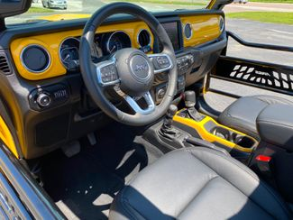 2020 Jeep Wrangler Unlimited HELLA YELLA SAHARA LIFTED NAV LEATHER 35s   Florida  Bayshore Automotive   in , Florida