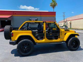 2020 Jeep Wrangler Unlimited HELLA YELLA SAHARA LIFTED NAV LEATHER 35s   Florida  Bayshore Automotive   in , Florida