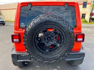 2020 Jeep Wrangler Unlimited CUSTOM SAHARA LEATHER FAB FOUR DV8 OCD TURBO  Plant City Florida  Bayshore Automotive   in Plant City, Florida