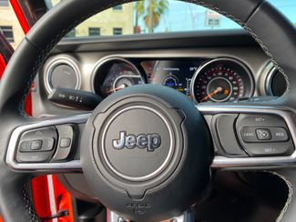 2020 Jeep Wrangler Unlimited CUSTOM SAHARA LEATHER FAB FOUR DV8 OCD TURBO  Plant City Florida  Bayshore Automotive   in Plant City, Florida