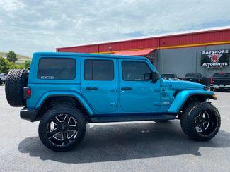2020 Jeep Wrangler Unlimited CUSTOM BIKINI SAHARA HARDTOP LEATHER   Plant City Florida  Bayshore Automotive   in Plant City, Florida