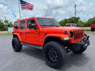 2020 Jeep Wrangler Unlimited Sahara  Plant City Florida  Bayshore Automotive   in Plant City, Florida